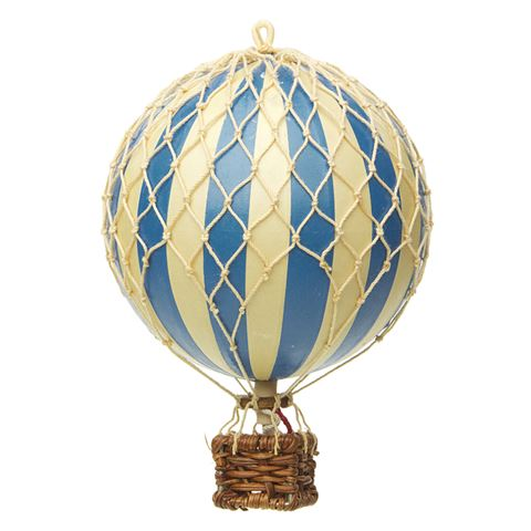 Luftballon Authentic models - Floating The Skies - Blå 8,5 cm