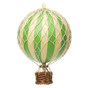 Luftballon Authentic models - Floating The Skies - Grøn 8,5 cm