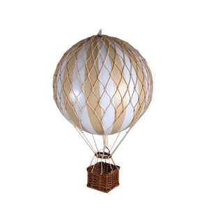 Luftballon Authentic models - Floating The Skies - Ivory 8,5 cm