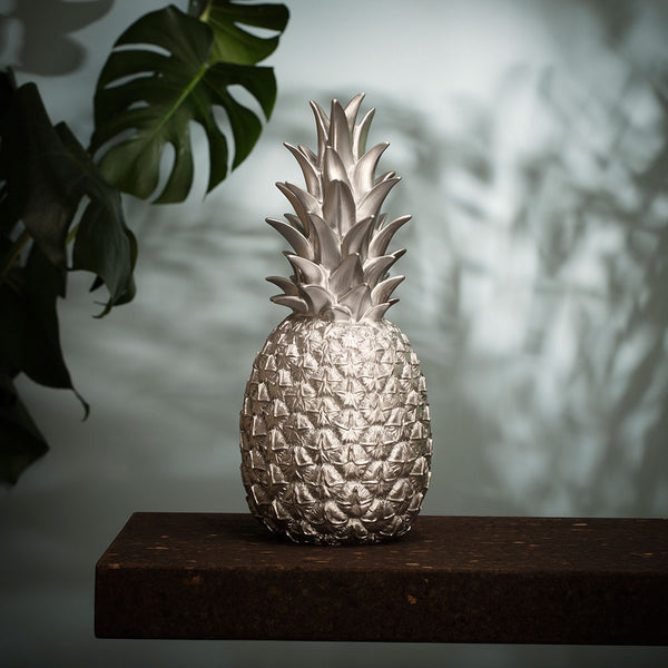 Goodnight Light Lampe - Sølv ananas
