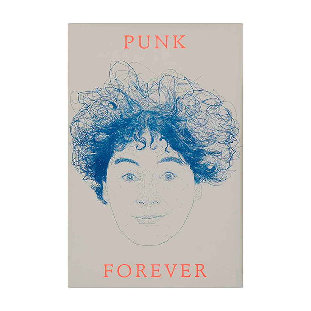 Marke Newton A3 Print - Punk Forever