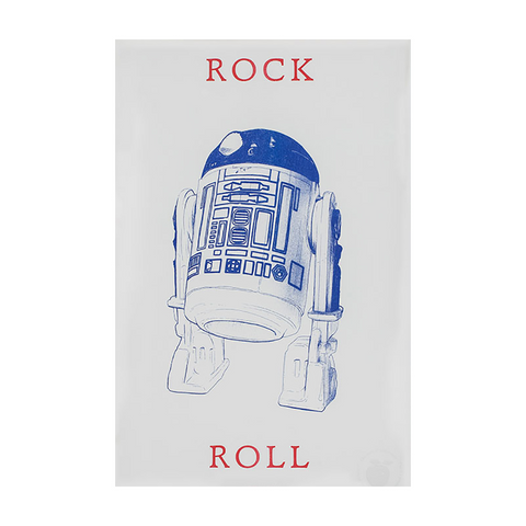 Marke Newton A3 Print - Rock & Roll