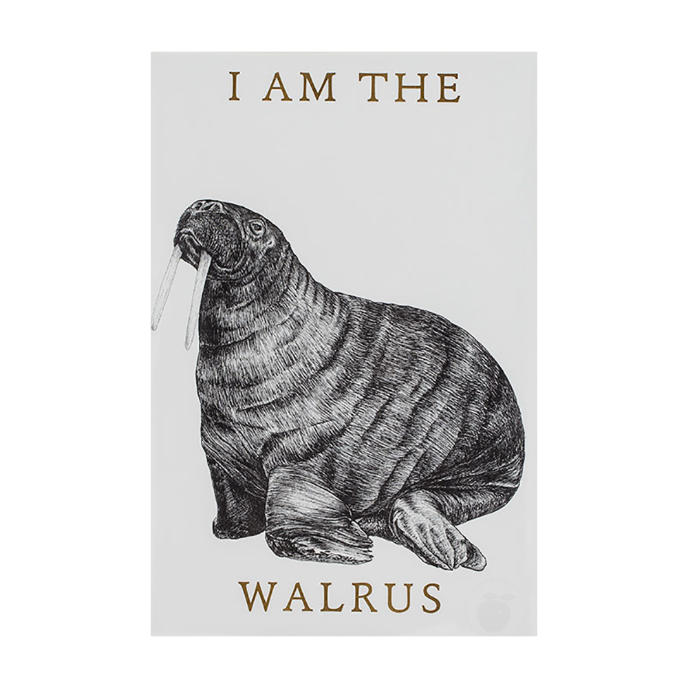 Marke Newton A3 - I am the Walrus