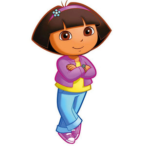 RoomMates - Wallstickers - Gigant Dora the explorer