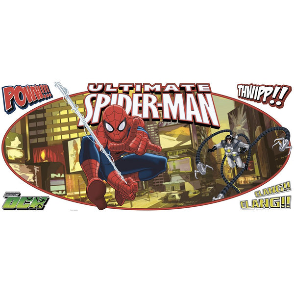 RoomMates - Wallstickers -  Gigant Spiderman