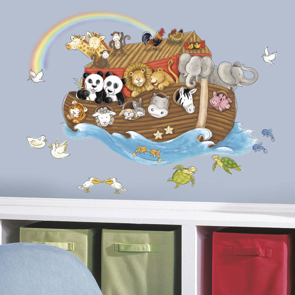 RoomMates - Wallstickers - Noah's ark