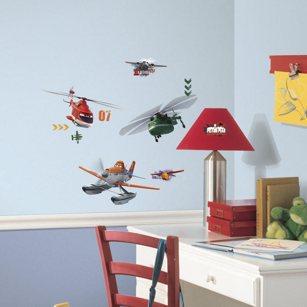 RoomMates - Wallstickers - Disney Fly