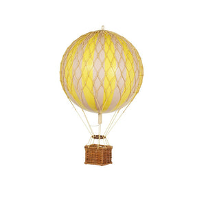 "Luftballon gul 8,5 cm ""Floating The Skies"" - Authentic models"