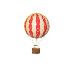 "Luftballon rød 8,5 cm ""Floating The Skies"" - Authentic models"