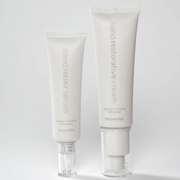THE ULTIMATE HAND CARE SET : Hand Repair Serum & Hand Restorative Cream