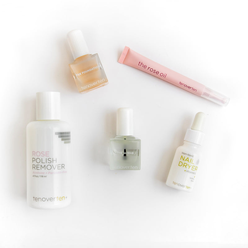 Healthy Nail Care Essentials