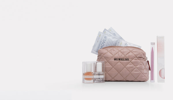 MZ Wallace x tenoverten Non-Toxic Nail Care Kit