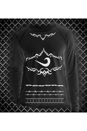 TRIBAL SWIISH™ LONG SLEEVE PERFORMANCE TEE