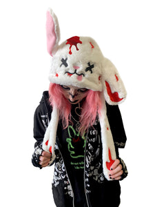 Blood Bunny Hat