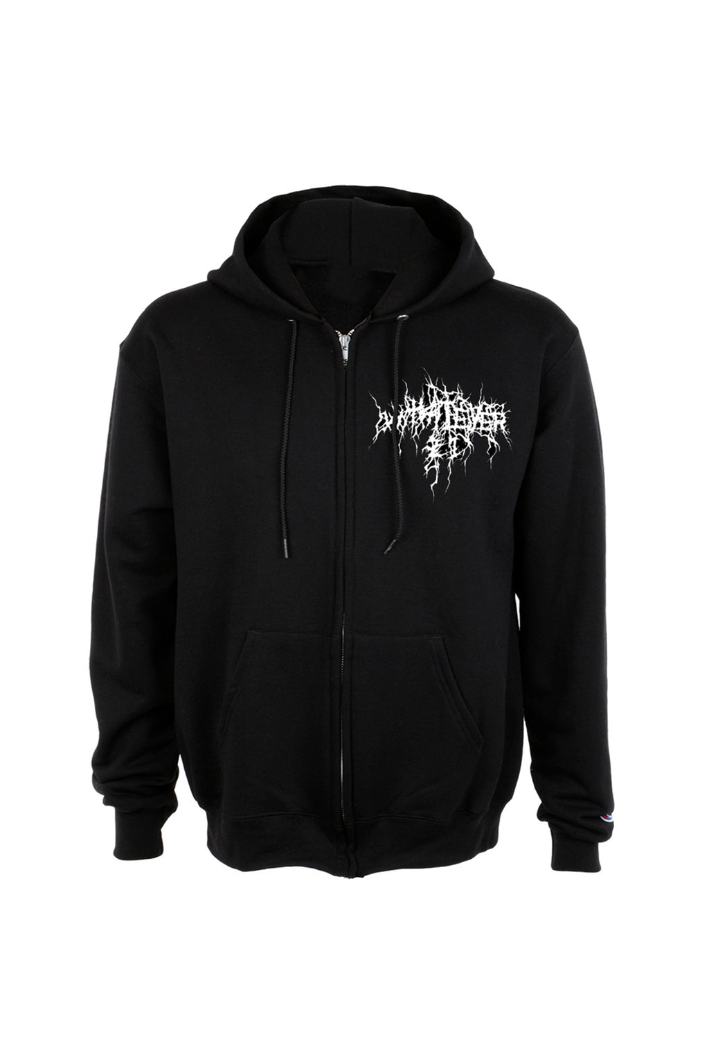 DARK LORD ZIP-UP TOUR HOODIE