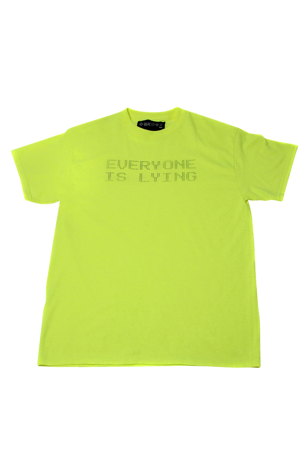 EVERYONE IS LYING CRYSTAL TEE