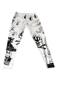 Night Terror Leggings
