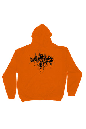 ORANGE DARK LORD TOUR HOODIE