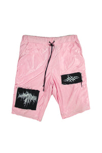 Pink WE21 B-Ball Shorts