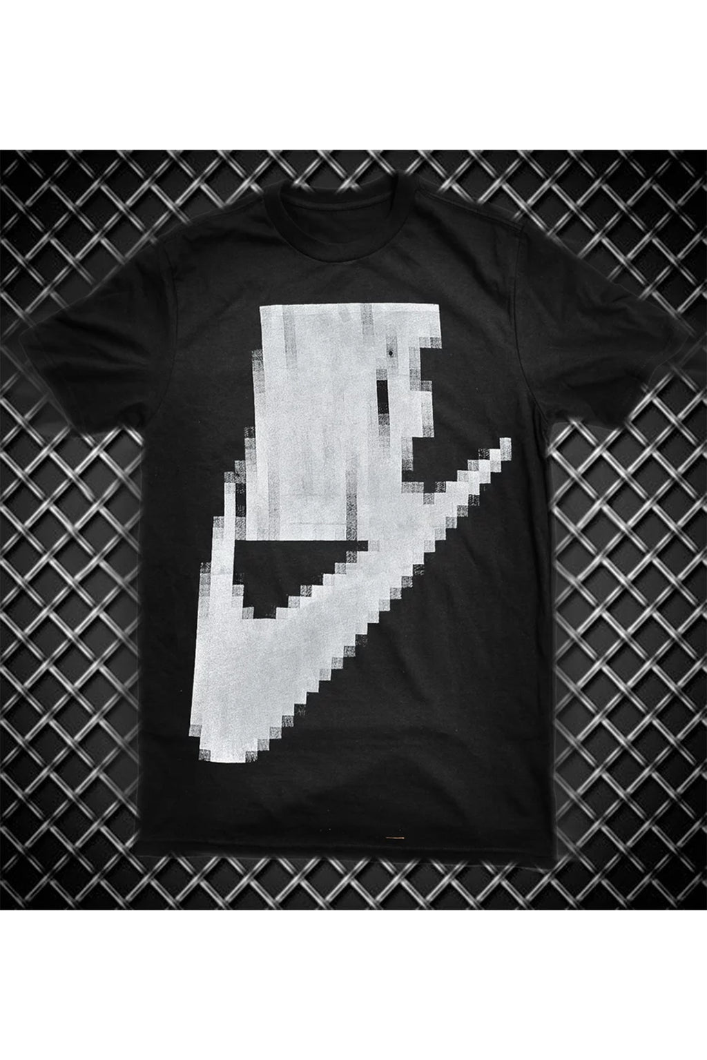 PIXELATED SPORTS BRAND TEE