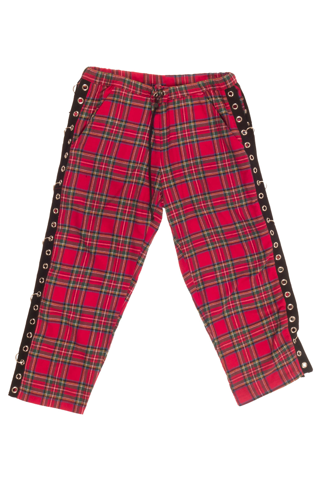 PLAID BREAKAWAY PANTS