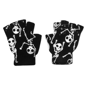 Baby Skele gloves
