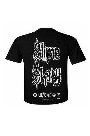 Whatever 21 x Slime Shady Gh0stfac3 tee