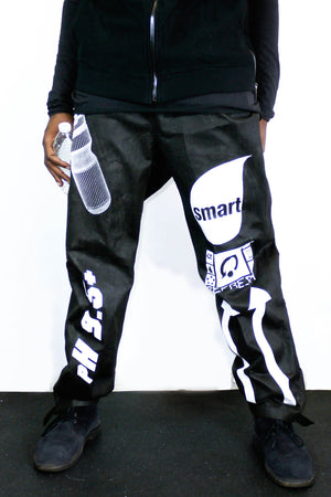 SMARTPANTS FULLY ADJUSTABLE RAIN PANT