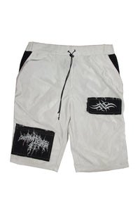 White WE21 B-Ball Shorts