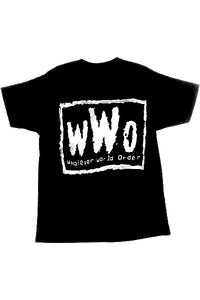 "WWO ""WHATEVER WORLD ORDER"" TEE"