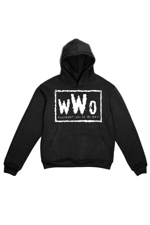 "WWO ""Whatever World Order"" Hoodie"