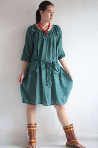Dress/Knee length loose fit  dress...  S-L  colour no.7 and more colour avalible   [ 1426 ]