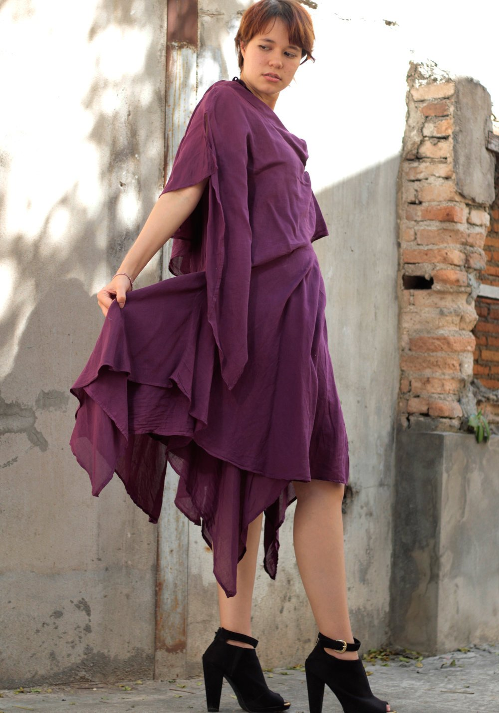 Dress calf skirt 256 (one size fit M-xl)