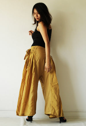 Pants/Wild side pants...Black M,L(244)