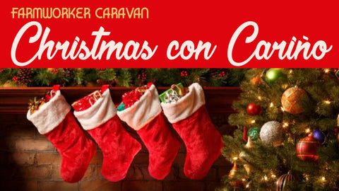 Christmas con Cariño Stocking Project
