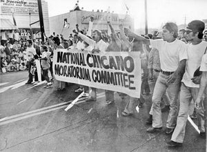 The Chicano Moratorium March 50 Years Later: Ruben, Robert, Pops and the War in Vietnam