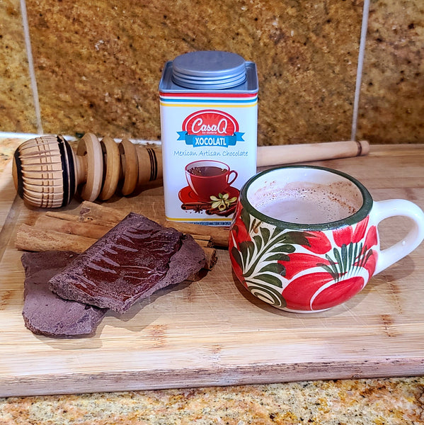 CasaQ Xocolatl - Mexican Artisan Hot Chocolate