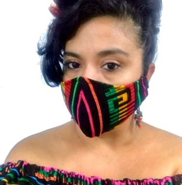 Baja California Face Mask