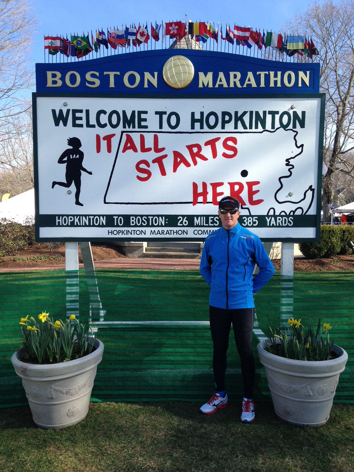 The Boston Marathon Lie