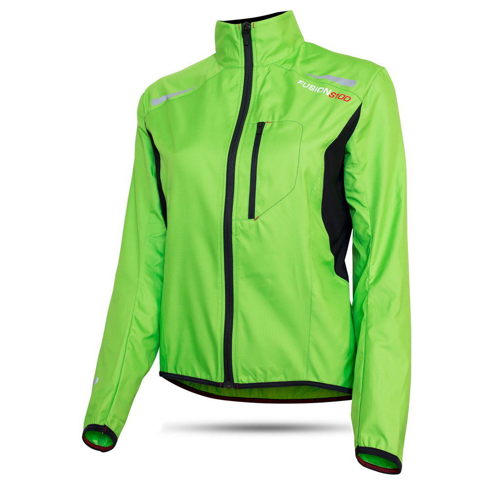Womens S100 Run Jacket