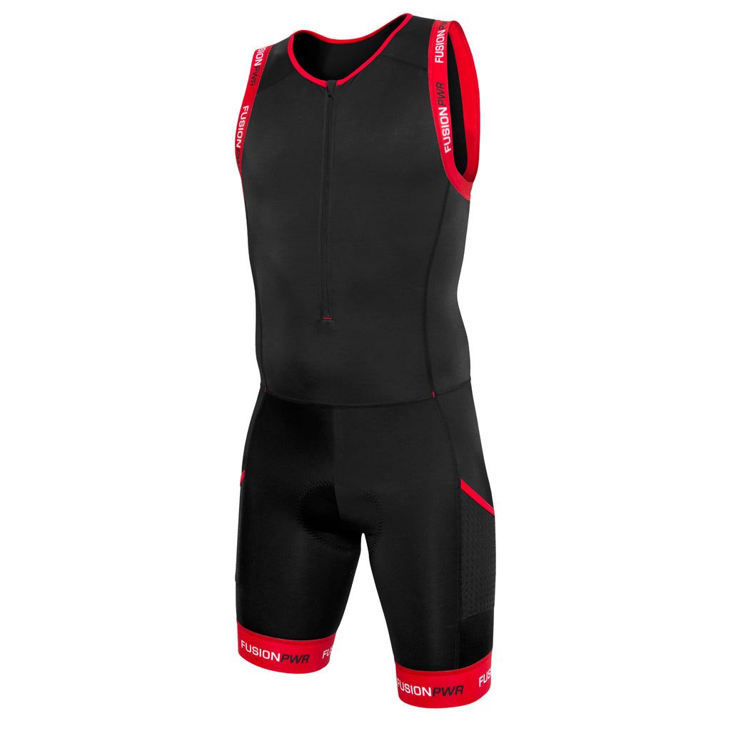 Multisport Suit Front Zip