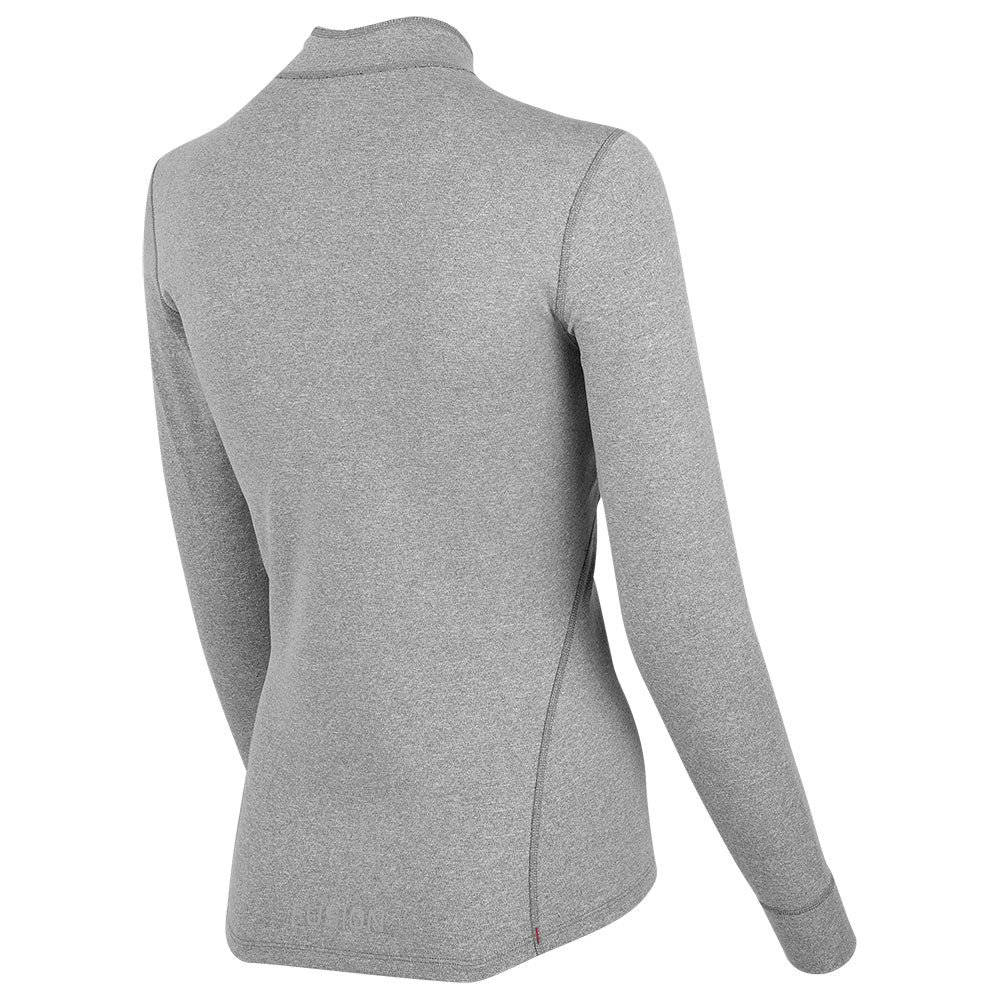 Womens C3 Zip Neck