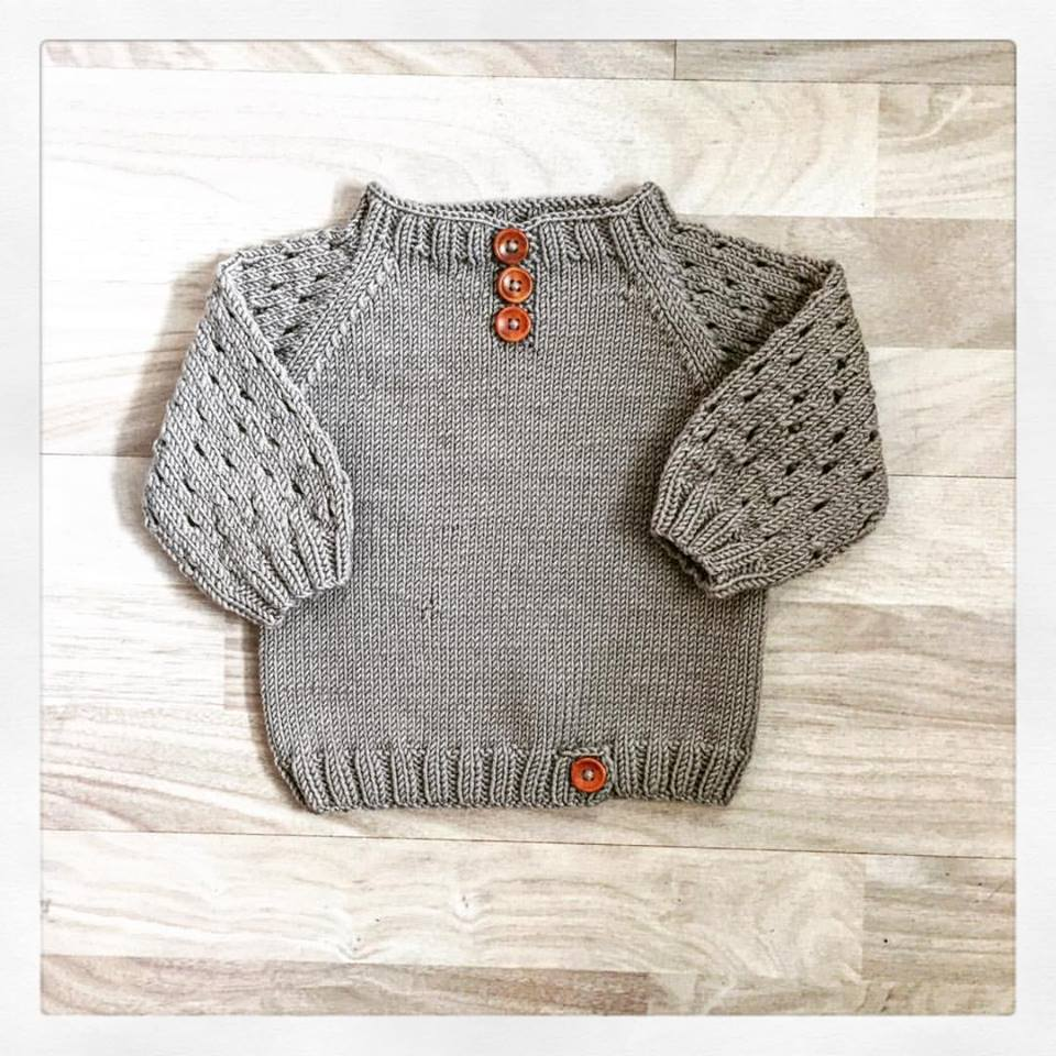 RÖKKVI SWEATER