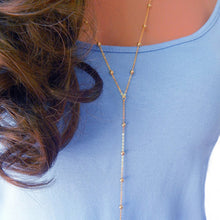 Necklace Lariat Y Necklace