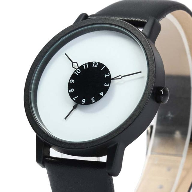 Watches Top Brand Matte Men's Wristwatch