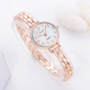 Watches Stainless Steel Lsfies Quartz Wristwatch
