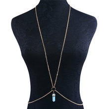 body jewelry Long Body Chain Summer Body Jewelry