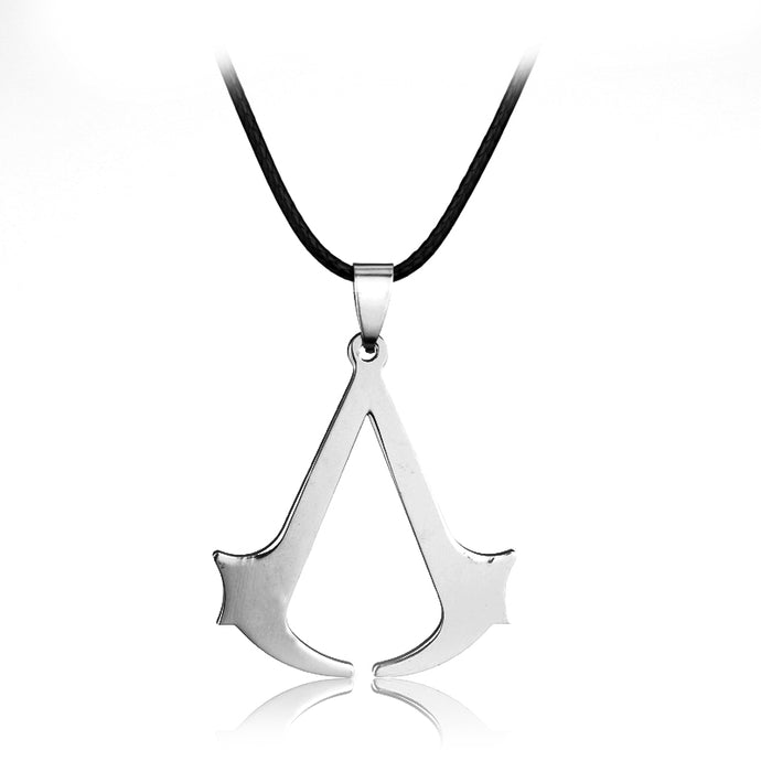 Necklace Stainless Steel Assassins Creed Necklaces