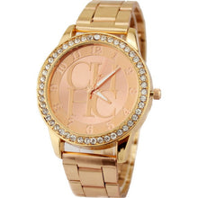 Watches Luxury Brand Women Casual Dress Quartz Gold Watch