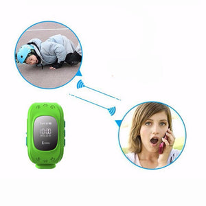 Watches GPS Kid SmartWatch SOS Call Location Finder
